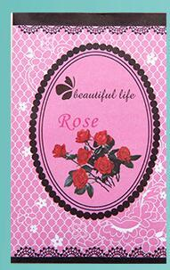 10pc Rose Scented Packs - Looker Gifts