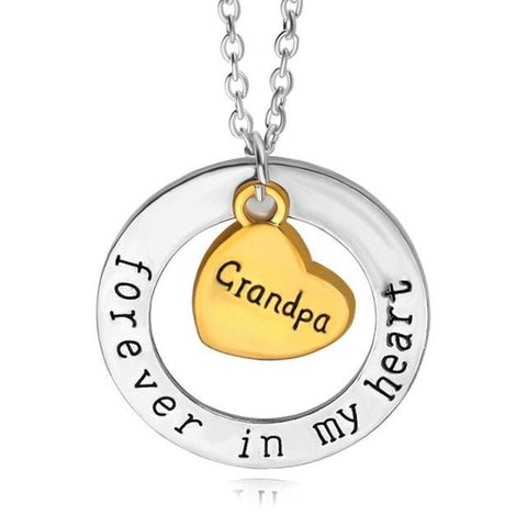 Forever in my Heart Necklace - Looker Gifts