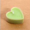 Image of 9pcs Heart Shape Tealight Candles - Looker Gifts