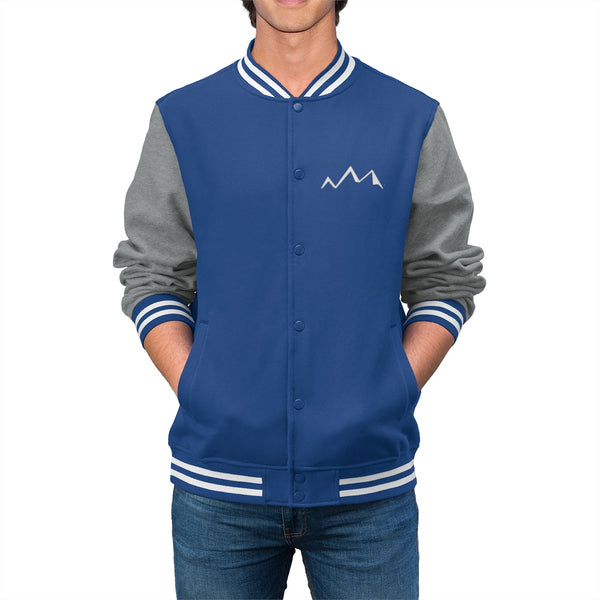 Private Lands - Mountain - Men's Varsity Jacket