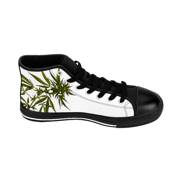 Men's High-top Sneakers,Shoes,Printify,SENSE Hemp.