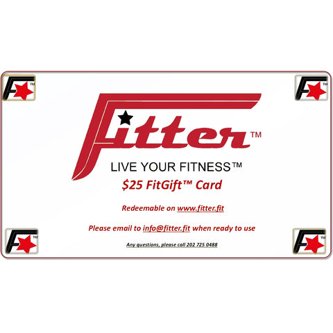 FitGift™ Card