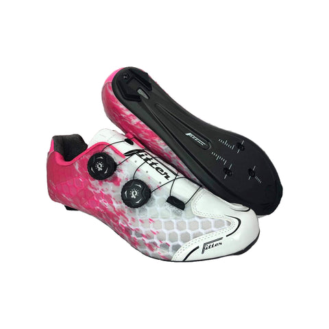 Pink Cobras Elite Road Shoes & Socks Combo