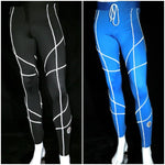 CrissCross Male Leggings