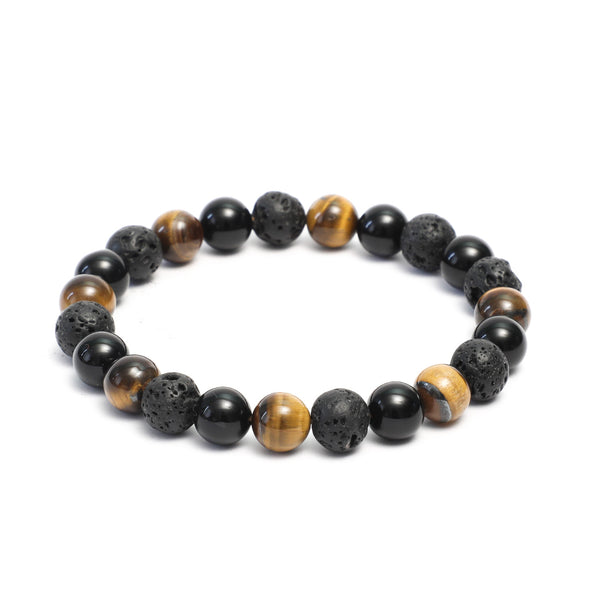 Mens bracelet Mens accessories Fashion jewellery beaded bracelet