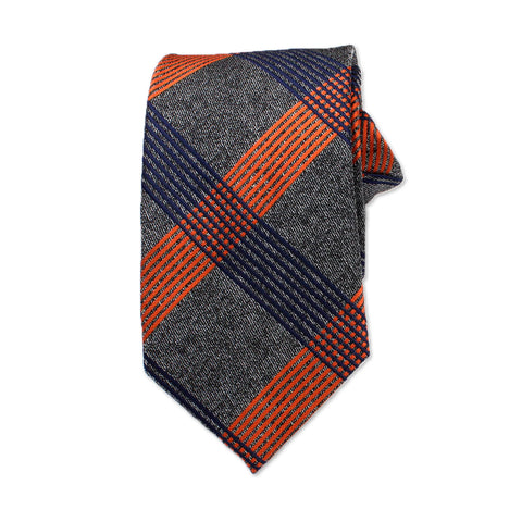 Plaid Neck Tie