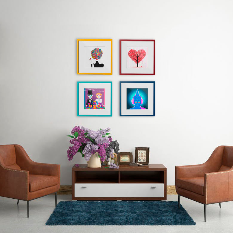 Tree of Hearts Print ARtscapes-AR - ARtscapes