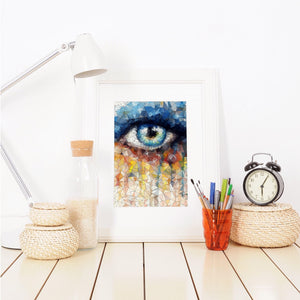 Eye See You - W (Art Prints) Print ARtscapes-AR - ARtscapes
