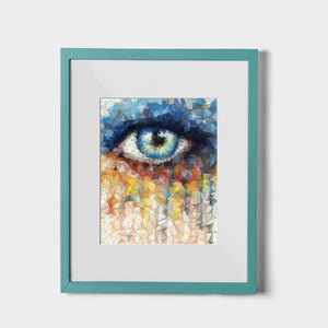 Eye See You - W (Art Prints) Print Standard ARtscapes-AR - ARtscapes