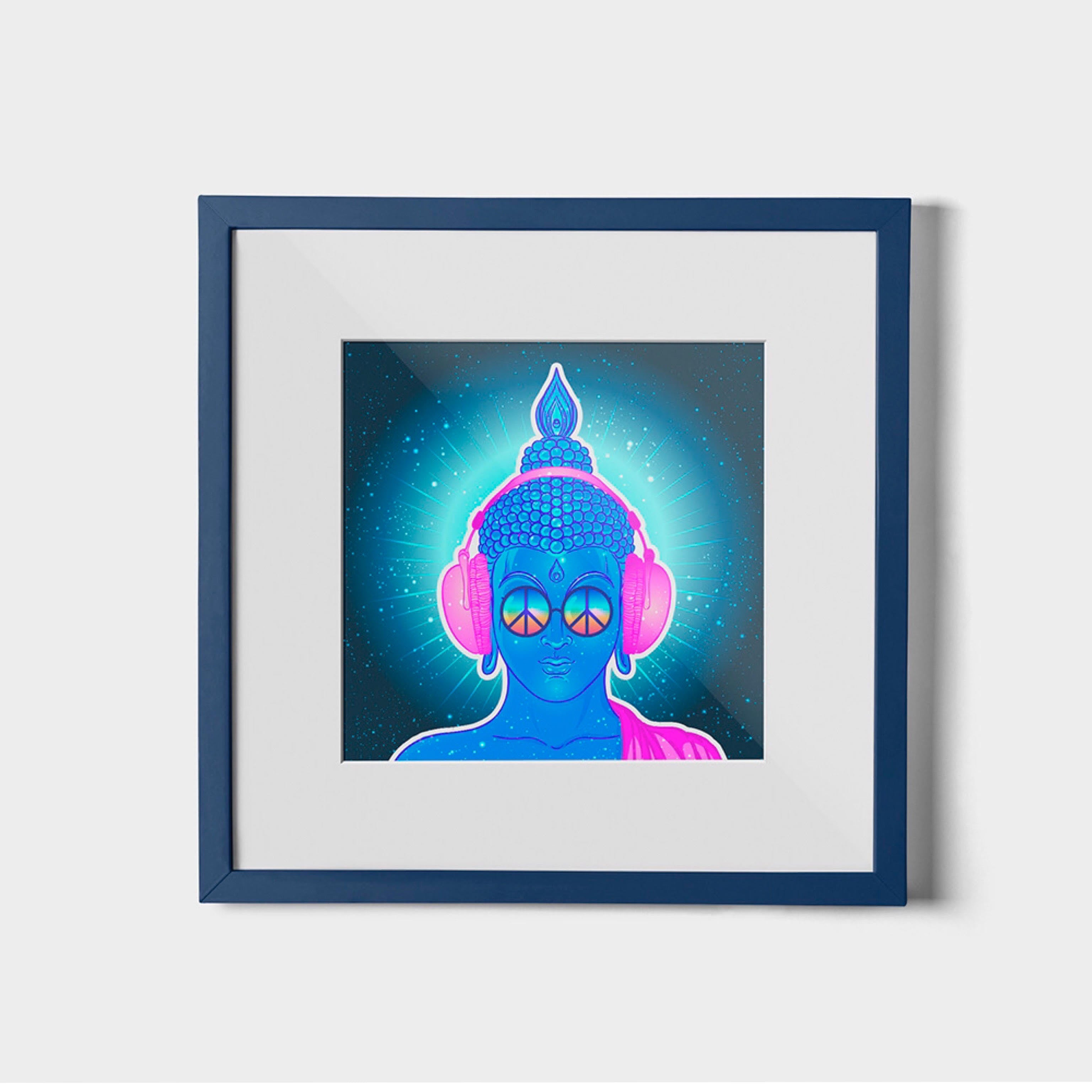 Inner Peace - W (Art Prints) Print Standard ARtscapes-AR - ARtscapes