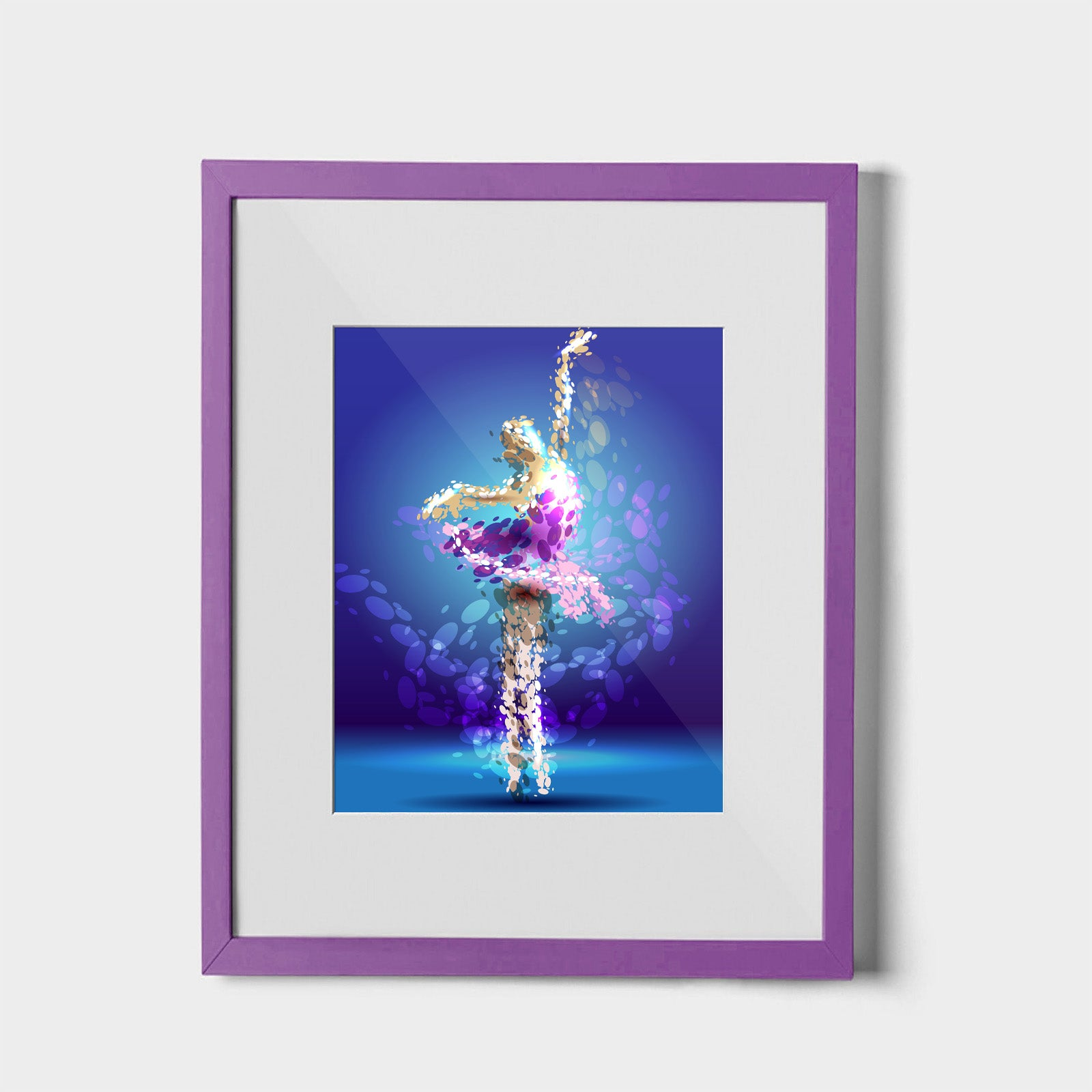 Tiny Dancer - W (Art Prints) Print Standard ARtscapes-AR - ARtscapes