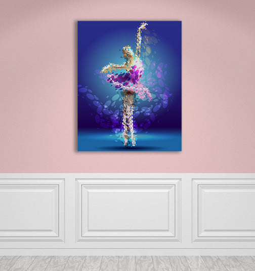 "Tiny Dancer - W 24"" x 30"" / Frameless ARtscapes-AR - ARtscapes"
