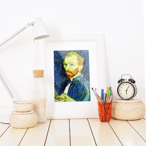 Van Gogh - W (Art Prints) Print ARtscapes-AR - ARtscapes
