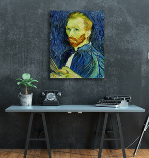"Van Gogh - W 24"" x 30"" / Frameless ARtscapes-AR - ARtscapes"
