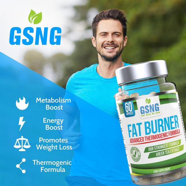 Fat Burner - Get Slim No Gym
