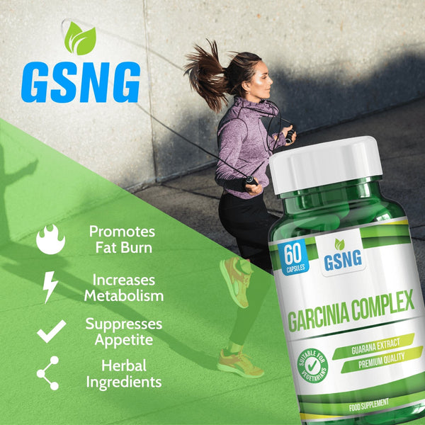 Garcinia Complex - Get Slim No Gym