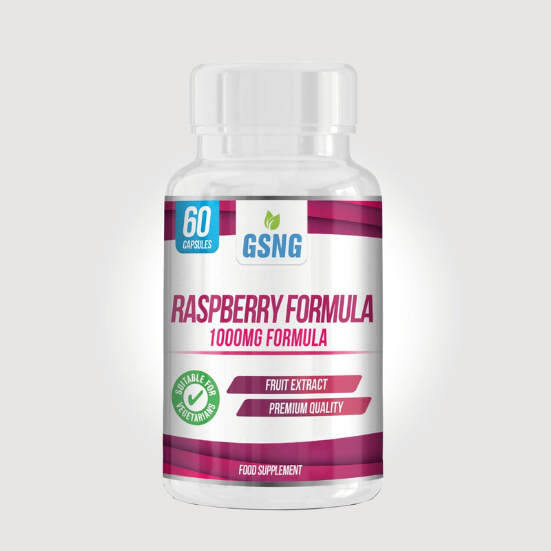 Raspberry Formula - Get Slim No Gym
