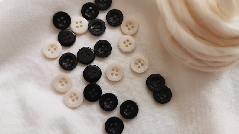British-made Buttons to Make Garments With a Heritage Twice as Rich