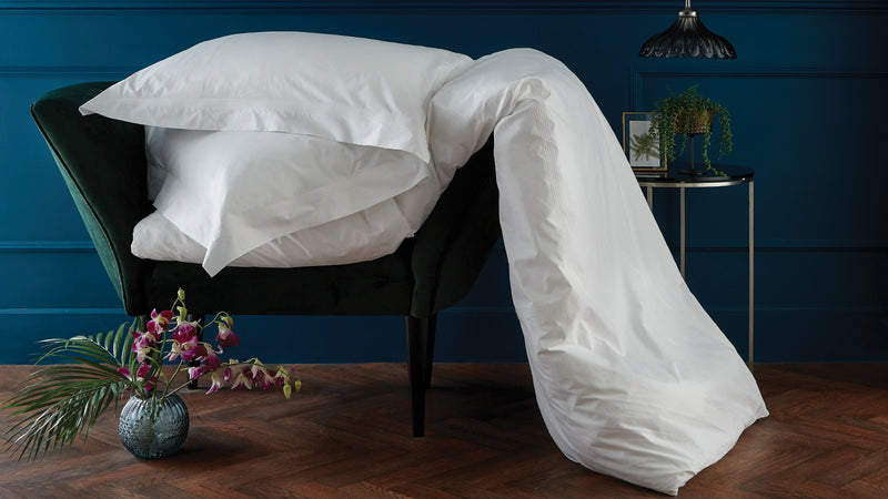 Supima Bed Linen Collection Launched at Harrods