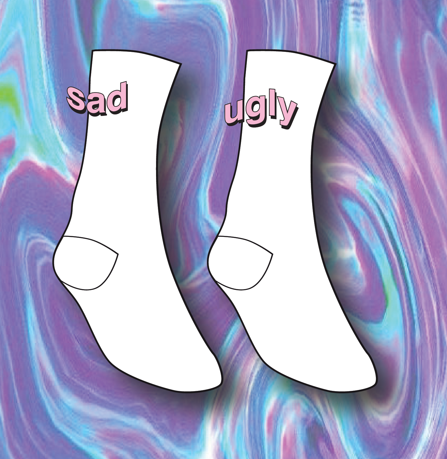 Sad and Ugly Socks