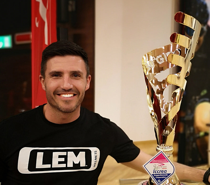 LEM Helmets appoints Sales Manager to grow brand in EMEA