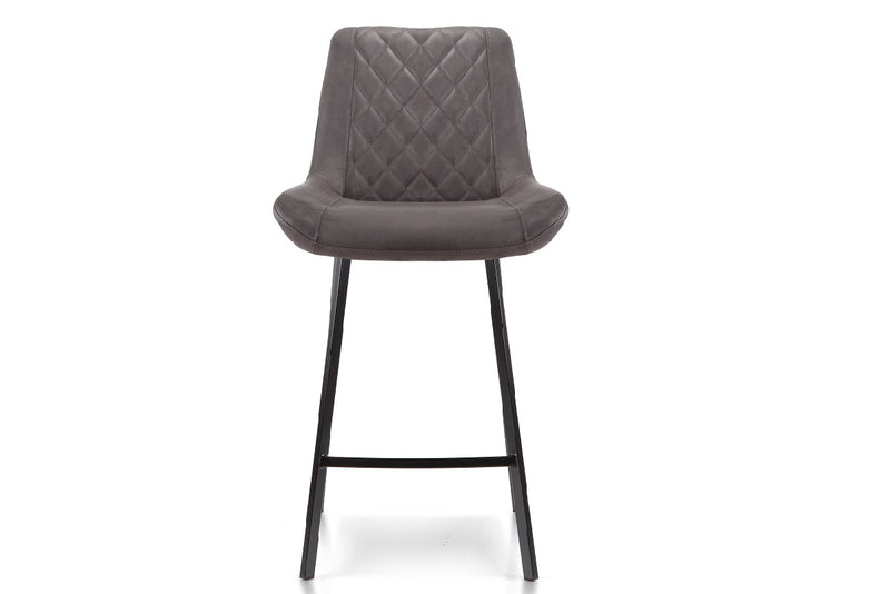 Lorenzo Bar Stool Charcoal