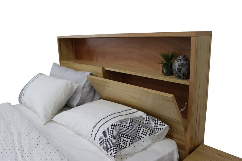 Montrose Bookend Bed Frame