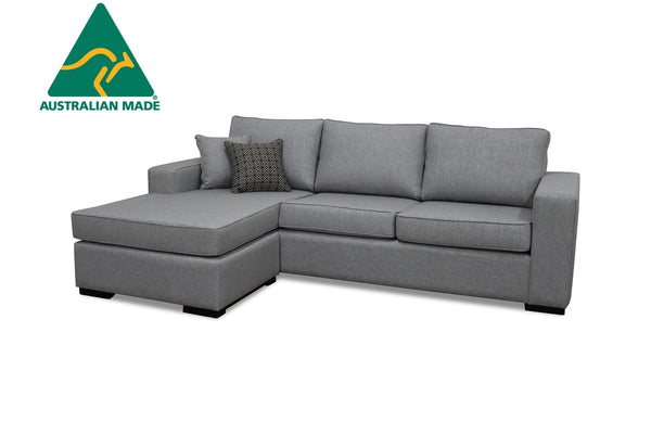 Piazza 3.5 Seater Reversible Chaise