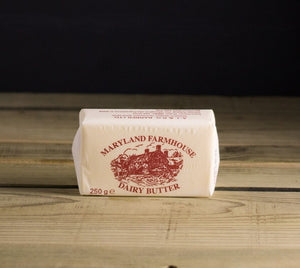Maryland farmhouse butter