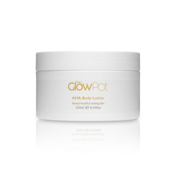 AHA Body Lotion - The Glow Pot