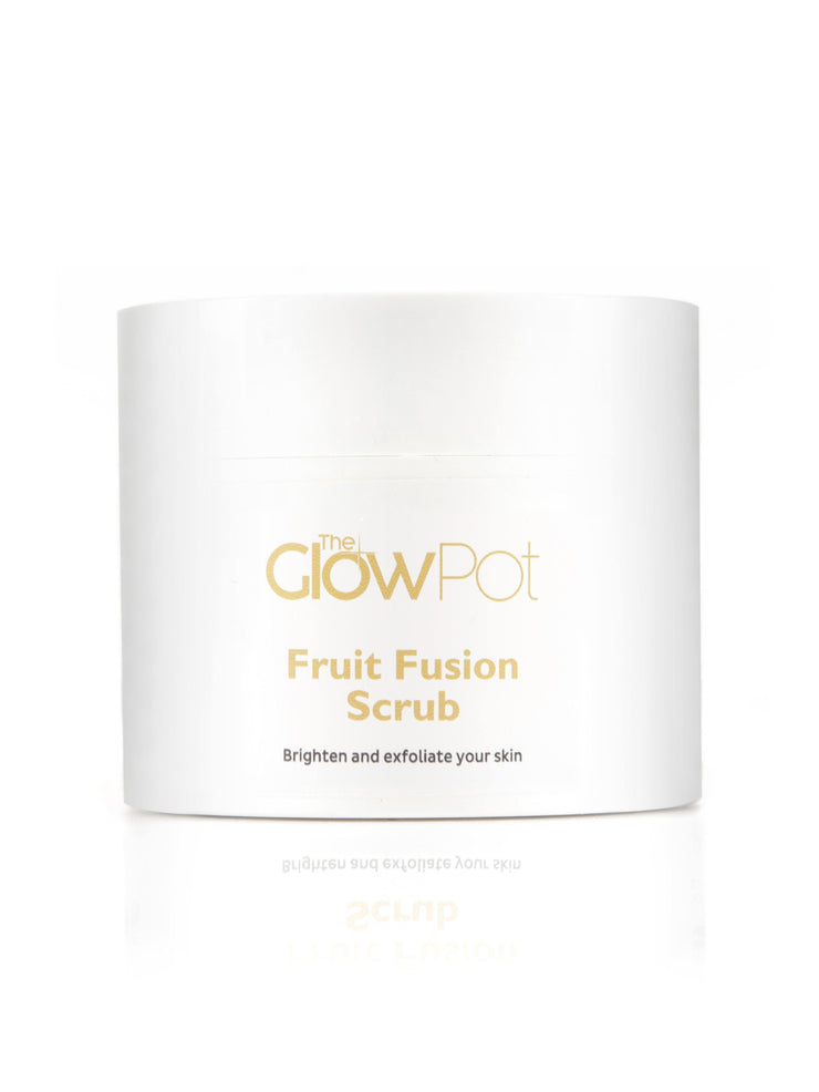 Fruit Fusion Scrub, Scrub - The Glow Pot