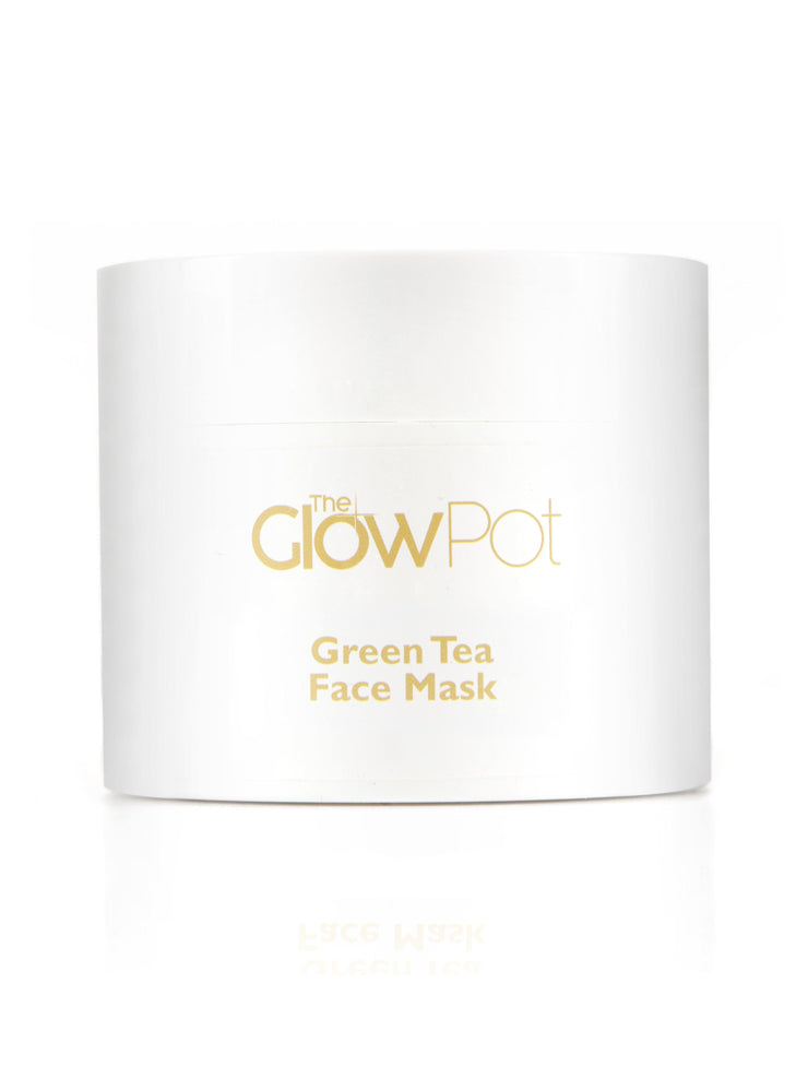 Green Tea Clay Mask - The Glow Pot