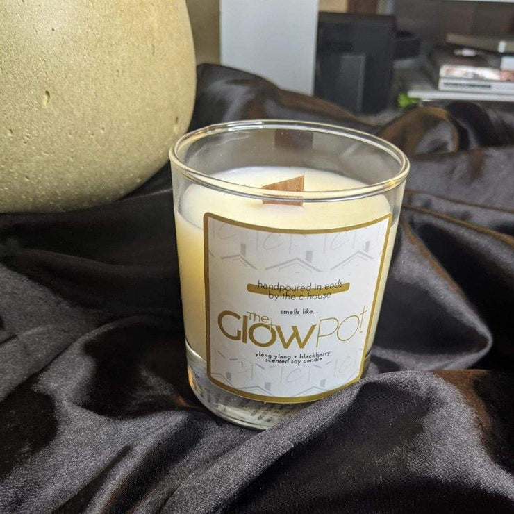 Limited Edition TGP x CHouse Candles, Candles - The Glow Pot