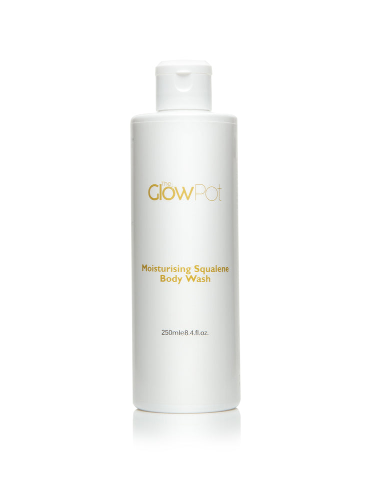 Moisturising Squalene Body Wash - The Glow Pot