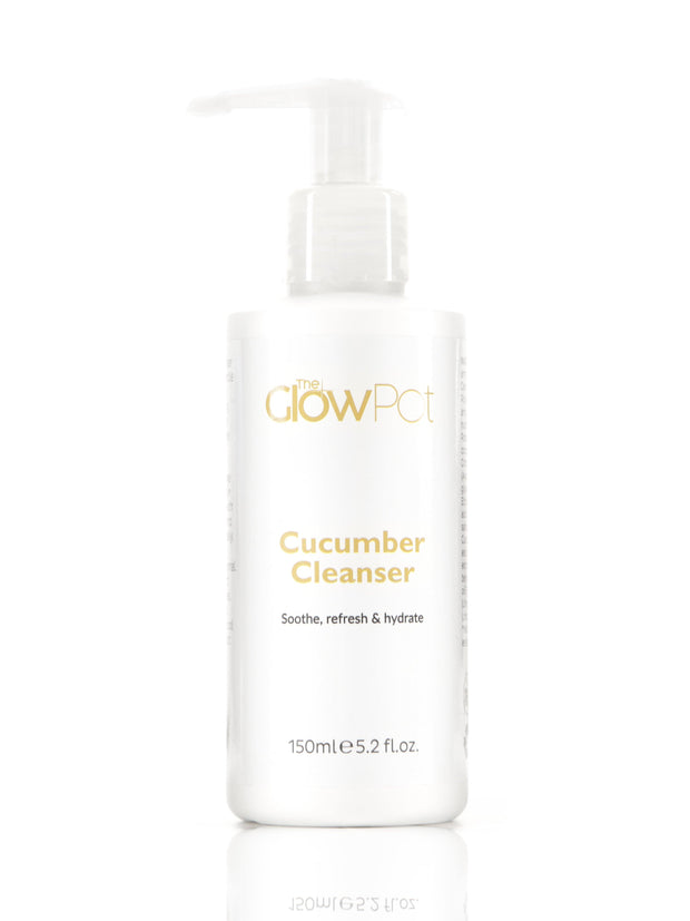 Soothing Cucumber Cleanser, Face Cleanser - The Glow Pot
