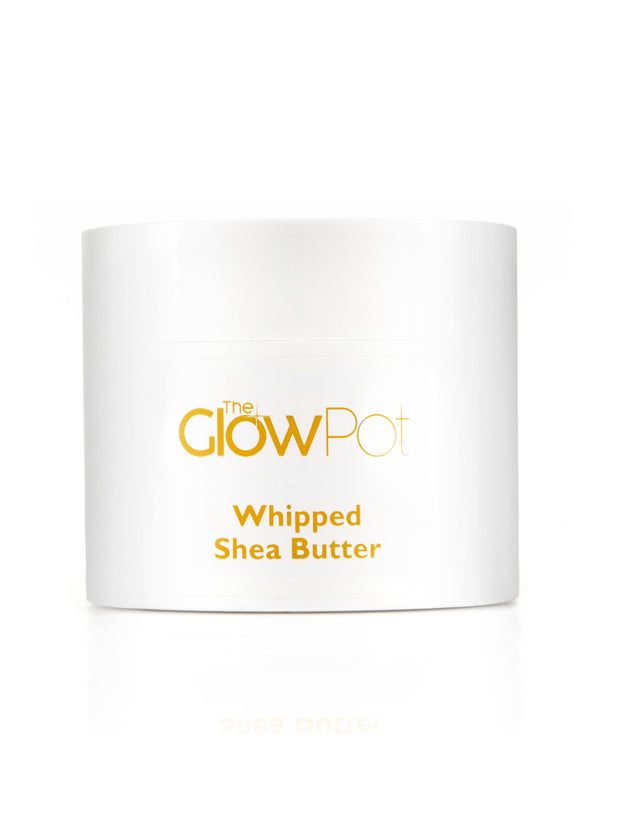 Whipped Shea Butter, Moisturiser - The Glow Pot