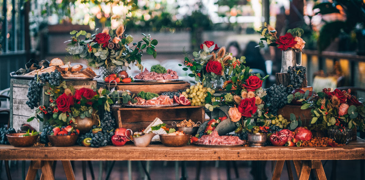 Wedding Catering Sydney | The Grounds Catering
