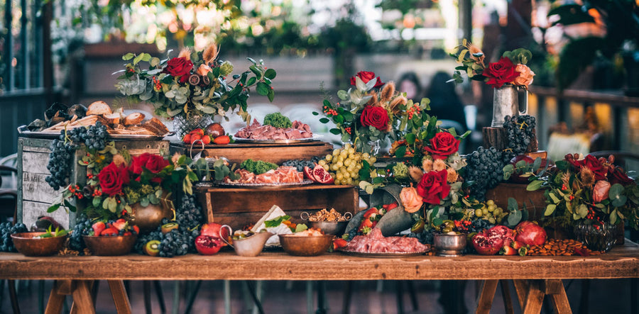 Sydney Grazing Tables & Cheese Tables - The Grounds Catering