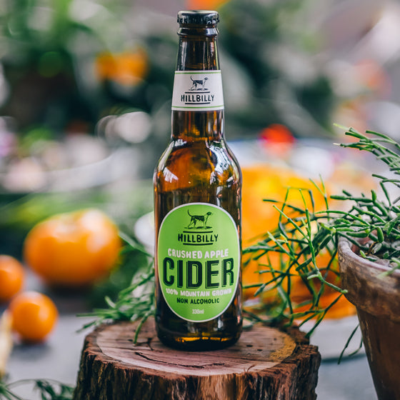 Hillbilly Non-Alcoholic Cider