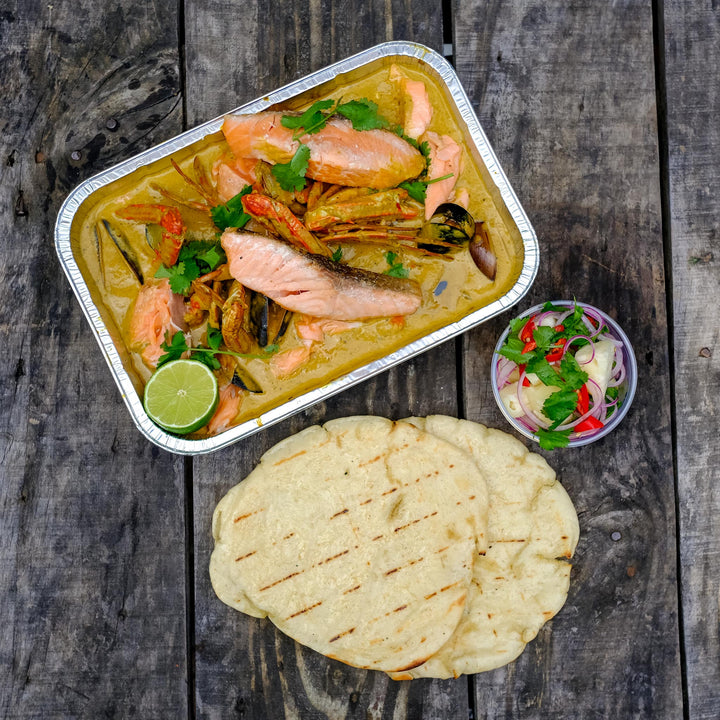 Sri Lankan Fish Curry (GF/DF)
