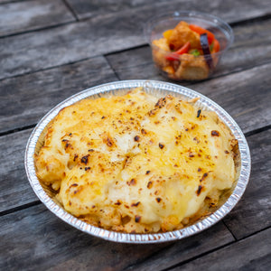 Mini Macaroni & Cheese