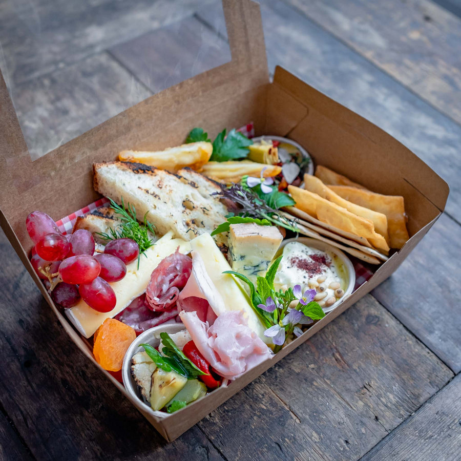Deluxe Antipasti Box