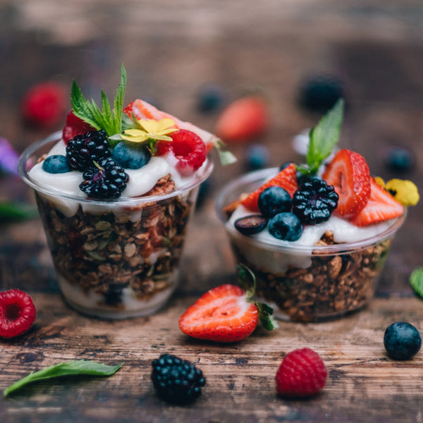 The Grounds Catering Superfood Muesli Cups