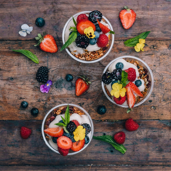 The Grounds Superfood Muesli Cups