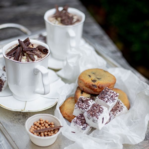 DIY Hot Chocolate and Cookies Pack