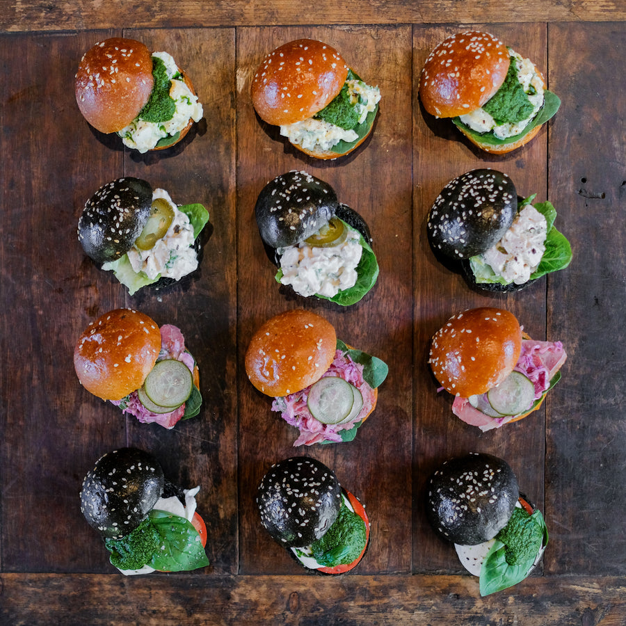 Lunch Slider Pack