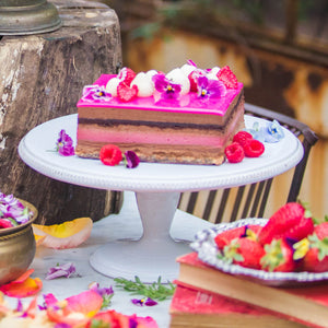 Raspberry and Chocolate Delice