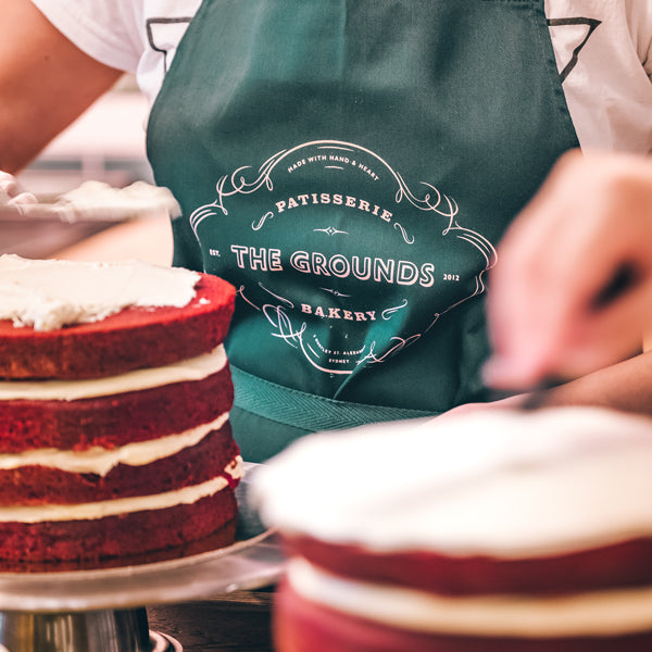 The Grounds Bakery & Patisserie Apron