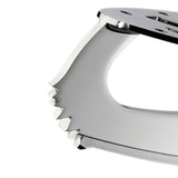 Apex Dance Blade chrome coated steel cutout design tapered edge