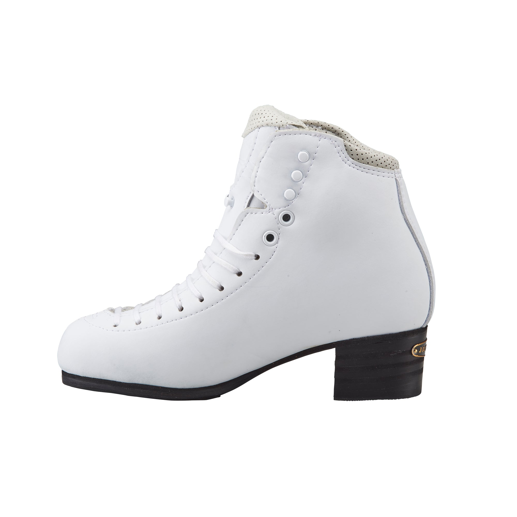 Jackson Supreme Low Cut 5410 White Figure Skate Boot